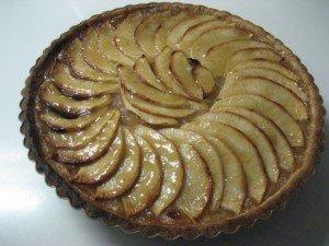 tarte aux pommes dans gateau tarte20130101-300x225
